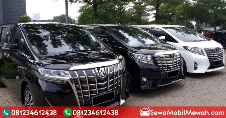 Rental dan Sewa Mobil alphard transformer - Sewa Mobil Mewah VIP Cars Surabaya