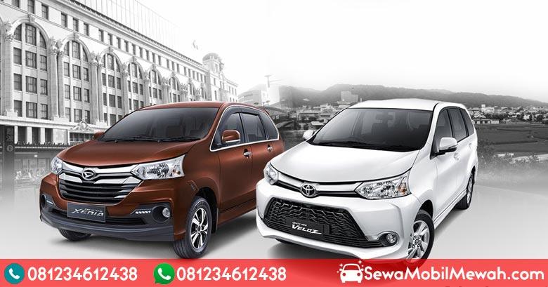 Rental dan Sewa Mobil Avanza - Sewa Mobil Mewah VIP Cars Surabaya