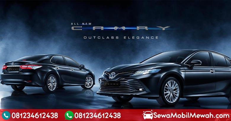 Rental dan Sewa Mobil Camry - Sewa Mobil Mewah VIP Cars Surabaya