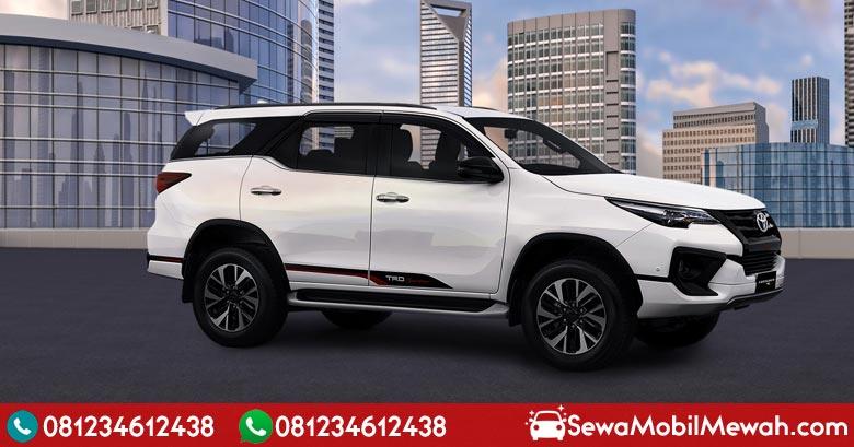 Rental dan Sewa Mobil Fortuner - Sewa Mobil Mewah VIP Cars Surabaya