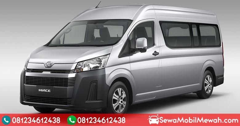 Rental dan Sewa Mobil Hiace - Sewa Mobil Mewah VIP Cars Surabaya