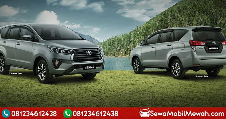 Rental dan Sewa Mobil Innova Reborn - Sewa Mobil Mewah VIP Cars Surabaya