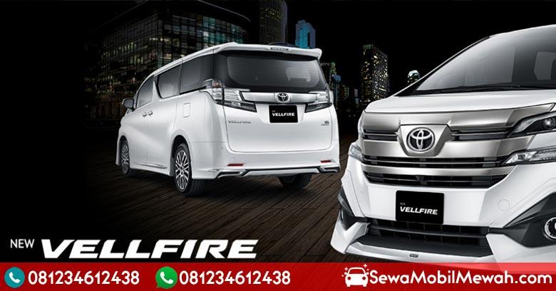 Rental dan Sewa Mobil Vellfire - Sewa Mobil Mewah VIP Cars Surabaya